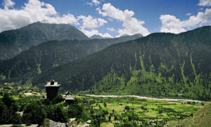 Sangla, kinnaur valley, India