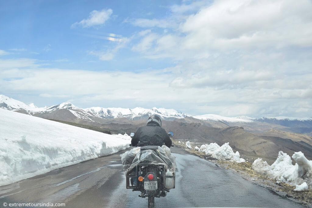 Manali to Leh Ladakh Bike Trip