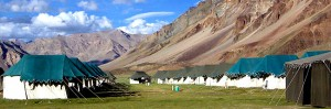 Sarchu - Border of Ladakh and Himachal