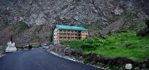 Jispa - on the way of Manali Leh Highway