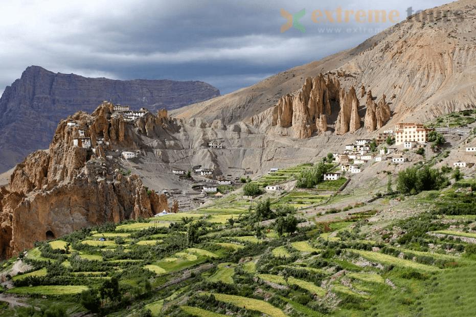 Extreme Spiti Ladakh Moto Voyage