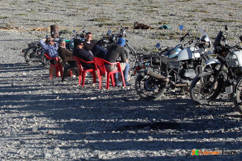 Extreme Leh - Ladakh & Spiti valley ride