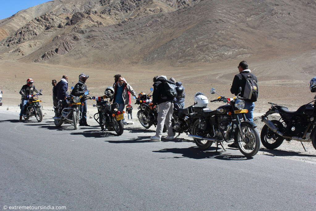 Ladakh Spiti Valley Ride