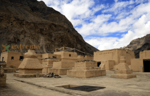 Tabo Monastery holiest monastery of the world Spiti valley India