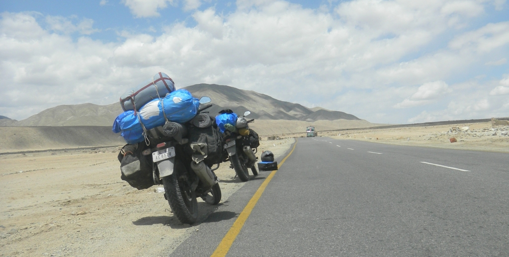 Essential Info for Motorcycle Trip in Ladakh