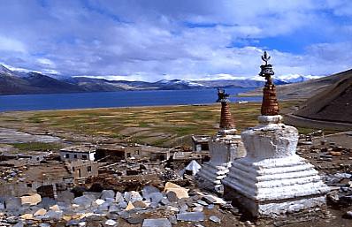 Korzok Village Highest Permanent Settlement In India