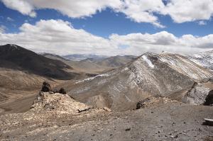 Tanglang la, ladakh, India