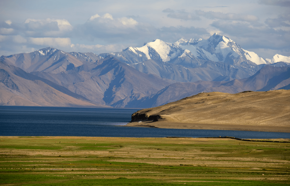tso moriri lake Ladakh India