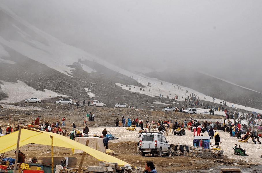 Rohtang Pass Himachal Pardesh