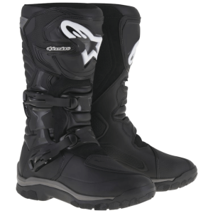 Waterproof touring boots