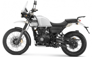Royal Enfield Himalayan Motorcycle