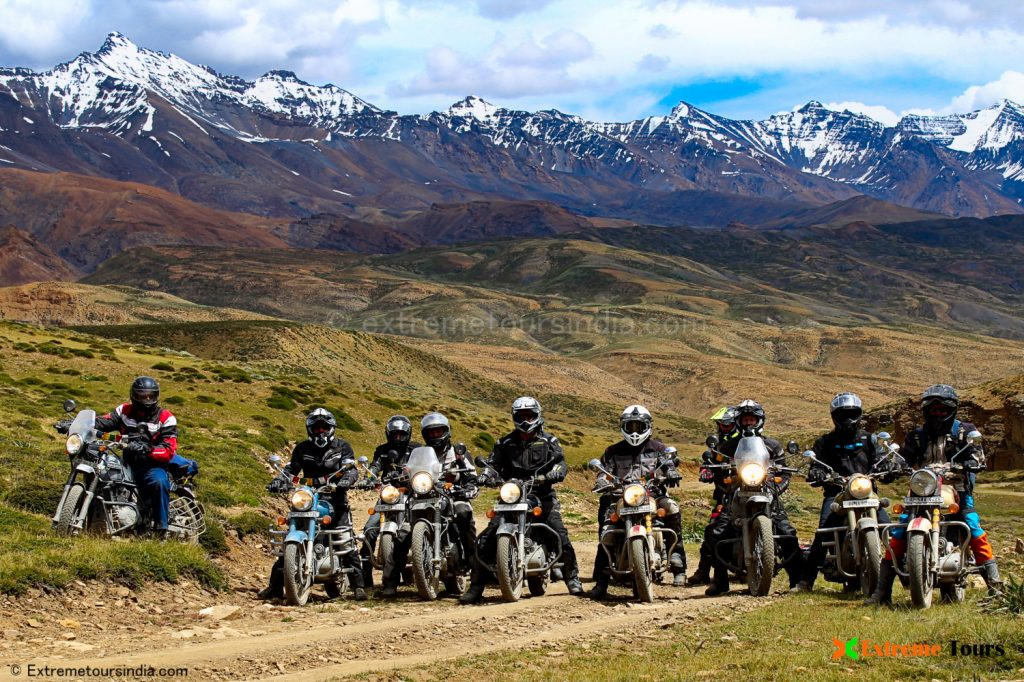 Himalayan Motorcycle Tour