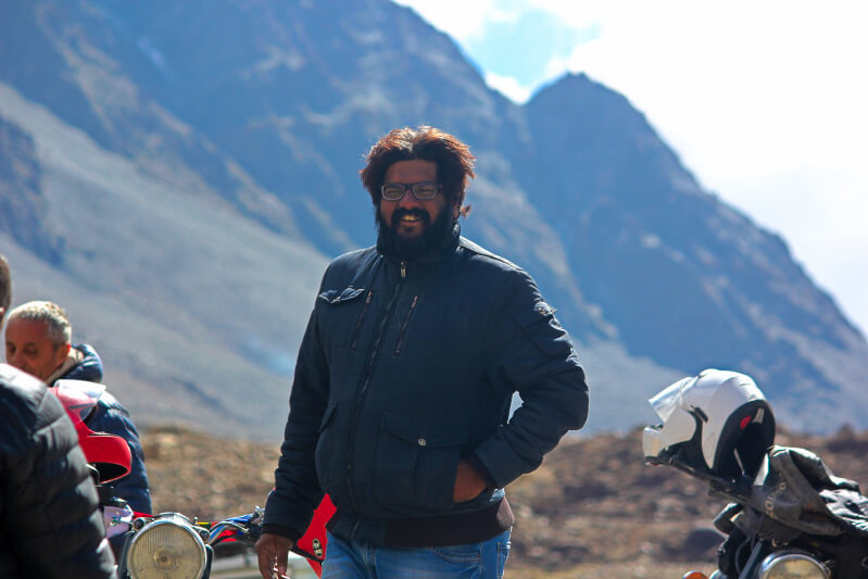 motorcycle guide | tour leader | Motorcycle tours in India