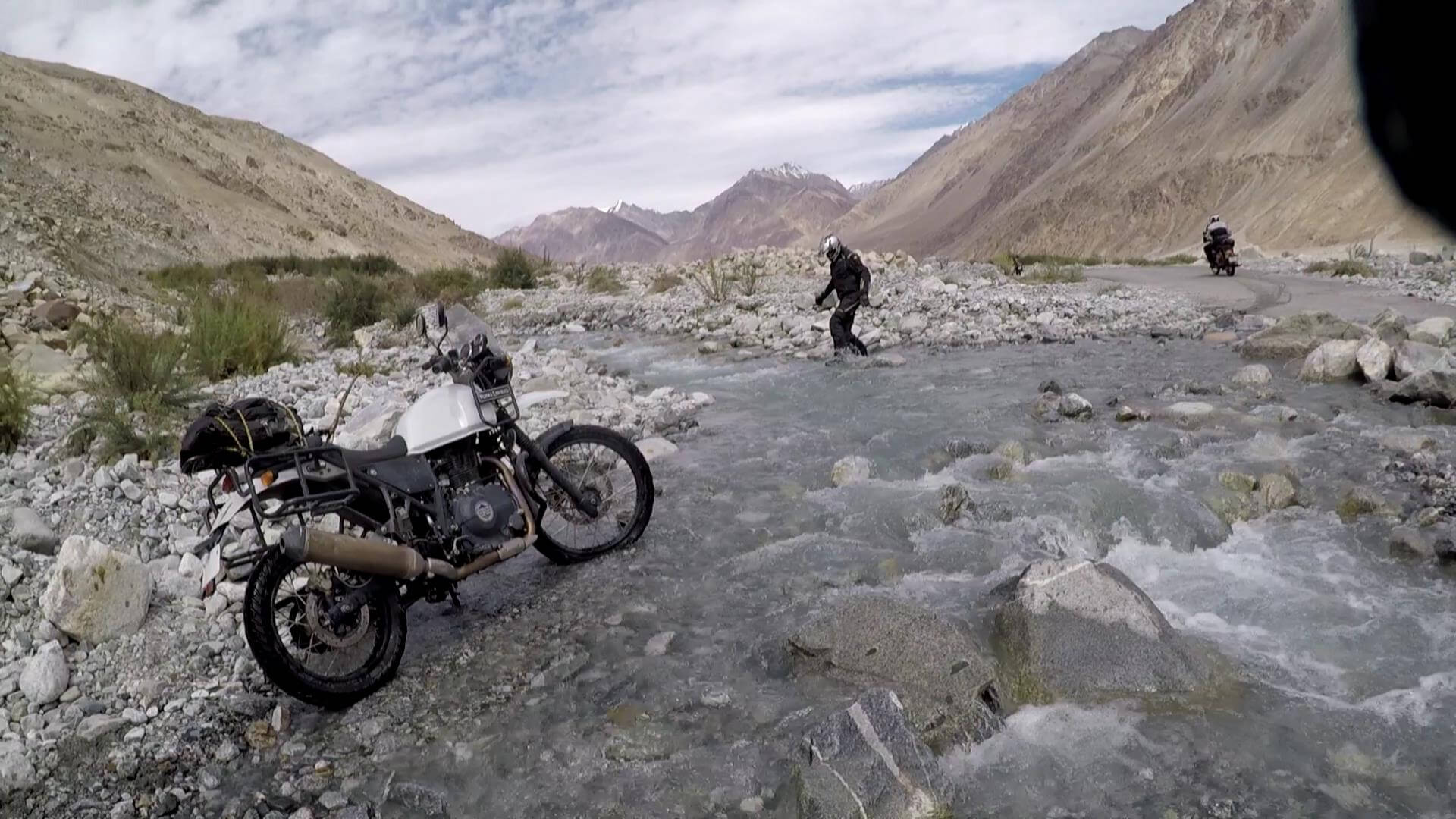 Adventure Motorcycle Tour in Himalayas