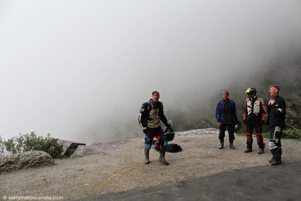 Kalpa - magnificent view