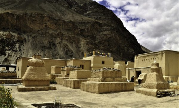 Old Monastery, Tabo